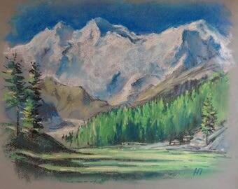 Alpine Vastness