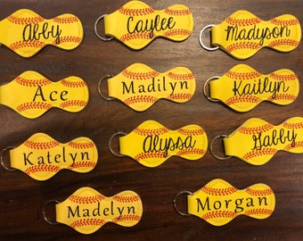 Personalized chapstick holders