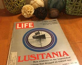 Life Magazine October 13 1972
