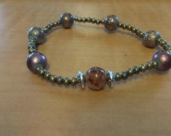 Smoky Quartz Healing Bracelet