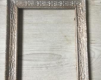 Shabby Chic wood frame