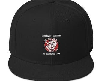 Footlock Series: Snapback Hat