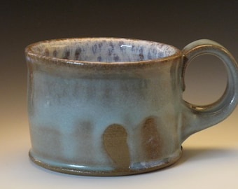 Small stoneware mug (about 6 oz)