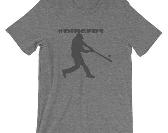 Dingers - Baseball shirt