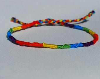 Chinese Staircase Friendship Bracelet Made To Order