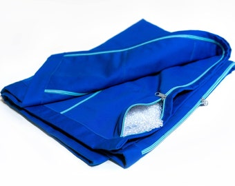 """Weighted Blanket for Anxiety """"Ne Kak Vse"""" with an adjustable weight"""