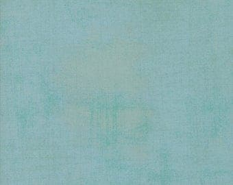 Biscuits and Gravy - Grunge in Blue: sku 30150-60 cotton quilting fabric by BasicGrey for Moda Fabrics