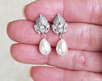 5 *SET DEAL* Bridal Earrings Wedding Earrings Crystal Earrings Pineapple Crystal Embellished Earrings Cocktail Earrings