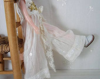 Blythe Overalls, Cotton n Silk