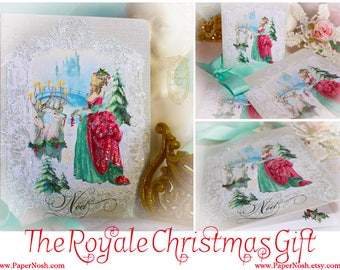 Reserve Listing for Chelle The Royale Christma Gift