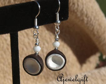 Coconut Earrings 17003