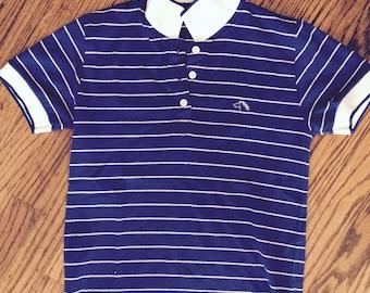 Adorable vintage 1980's womens Jordache brand polo shirt. Size XS
