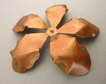 Giant Copper Flower Component