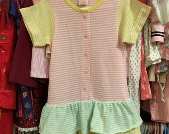 80s Buster Brown Dress 4T
