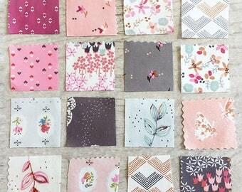 Just in! Dollhouse Fabric Bundles - by Amy Sinibaldi for Art Gallery Fabrics - fat eighth, fat quarter, half yard, and yard bundles