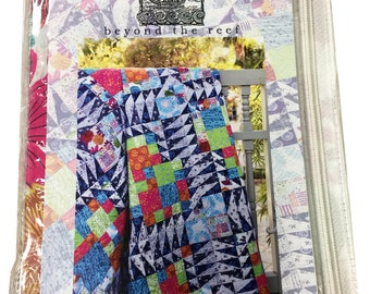 "Windham 48 Peaks Quilt Kit 72"" x 72"" Natalie Barnes Fabric 43438QK"