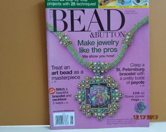 Bead and Button  June 2010