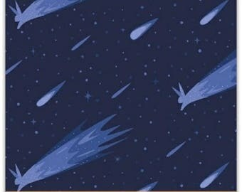 ON SALE Luna Sol by Felice Regina for Windham - Meteor Shower Midnight