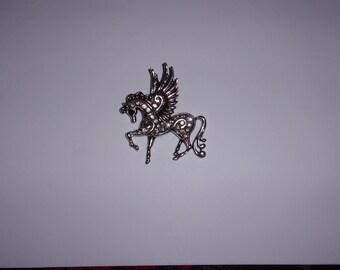 Crystal Pegasus Pendant~ Fantasy