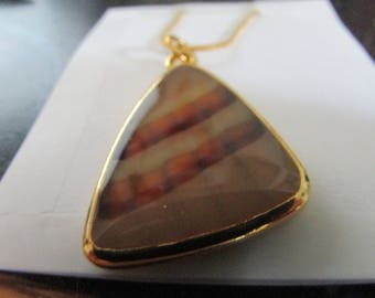 stripped kc pendent