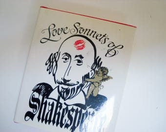 Shakespeare's love sonnets - in miniature