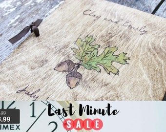 Guest Book Sale! Wedding Guest Book, Wedding Guestbook, Rustic Guest Book, Rustic Guestbook, wooden guestbook, custom guestbook