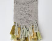 sea change | handwoven wallhanging | tapestry weaving