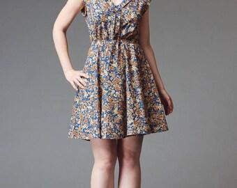 Deer and Doe Réglisse Dress, Paper Pattern