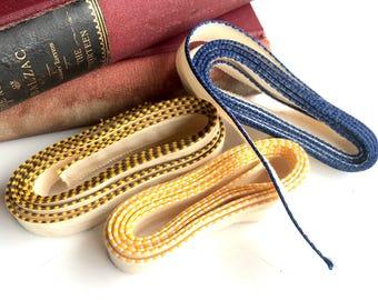 Bookbinding - Headband material; Assorted colors