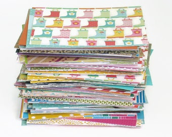 3 x 4 Journal Cards, Handmade Journal Cards, Project Life Cards, Daily Planner Junk Journal, Scrapbooking Cards, Journal Spots