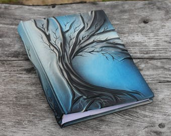Wedding Photo album 13 x 9  with Tree of Life for 300 photos 4x6