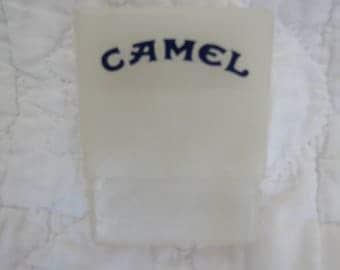 Vintage Plastic Cigarette Case Camel
