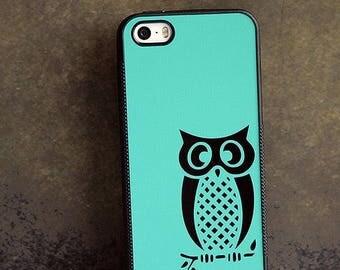 ON SALE Owl iPhone 5, 5s, 5c, 6, 6s, 6 Plus, 6s Plus Case Case Any Color