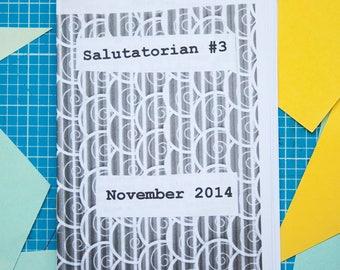 Salutatorian - issue 3 - zine / perzine