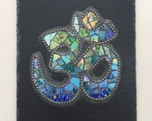 Mosaic Om - for Katherine