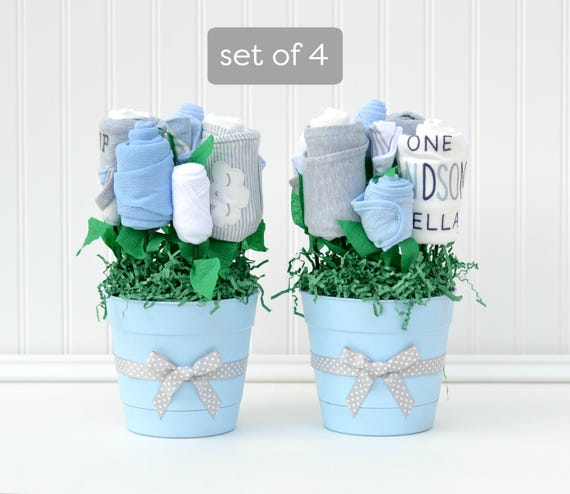 Boy Table Centerpiece, Baby Boy Shower Ideas, Baby Table Decor, Blue Baby Shower Centerpiece, Boy Baby Shower Package, Boy Centerpiece Ideas