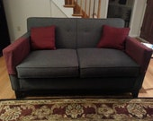 """Reserved Listing, Sofa Arm Covers, Upholstery Protective Covers ,Set of 3, 3"""" x 9"""" x 24"""",Ready to Ship.You Pay Shipping."""