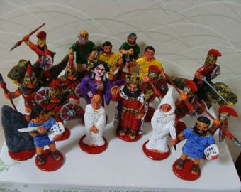 Gorean Kaissa  miniature Pieces  Set*Made To Order*