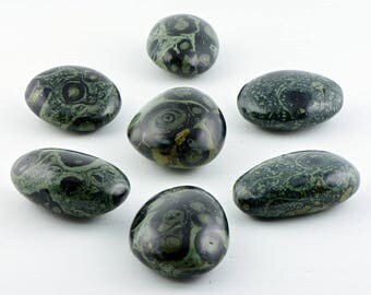 Kambaba Jasper - Stone for Peace, Love & Happiness