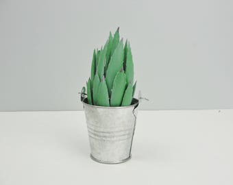 Artificial cactus succulent Pick one