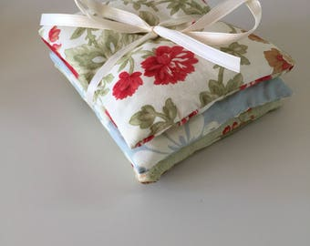 Lavender Scented Sachets (set of three)