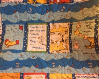 One Fish Two Fish quilt