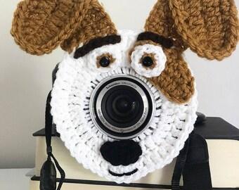 Camera accessories, photographer gift, photo prop, camera buddy,dog lens buddy,photography prop, max secret life of pets,photographer helper