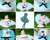 Alice In Wonderland 1st Birthday Outfit | Alice in OneDerLand Birthday Outfit | 1st Birthday Dress | Baby Alice Costume