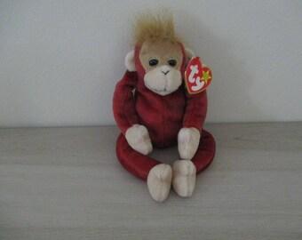 Monkey Beanie Baby TY