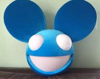 mouse deadmau5 head inspired cosplay halloween costume rave daft punk - Deadmau5 Halloween Head