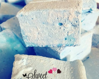 Vanilla Marshmallows- Party Favors- Baby Shower favors- Smores- Homemade Marshmallows- Birthday Party Favors- Dessert
