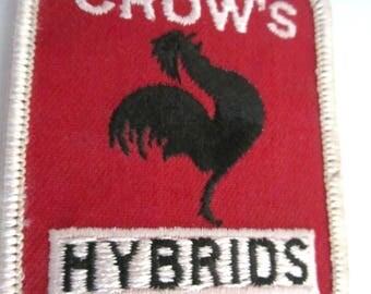 Vintage Patch - Crows Hybrids