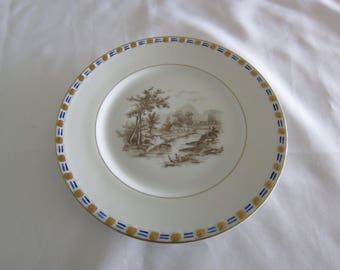 Fontainebleau Charles Ahrenfeldt Limoges 10 inch Dinner Plate