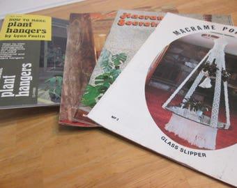 Macreme Pattern Books